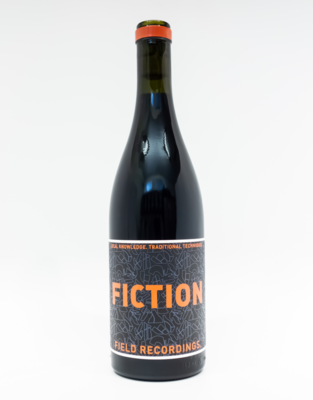 Field Recordings Fiction Red Blend 2019