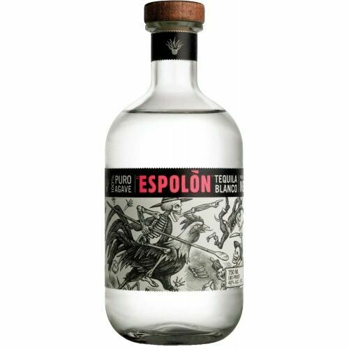 Espolon Blanco Tequila - 750ml