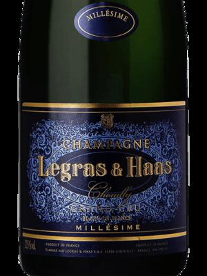 Legras & Haas Grand Cru Blanc De Blancs 2007