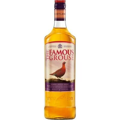 The Famous Grouse Scotch Whisky - 1.0L