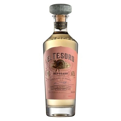El Tesoro Reposado Tequila - 750ml