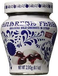 Fabbri Amarena Cherries - 8.1oz.