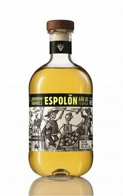 Espolon Añejo Tequila -750ml