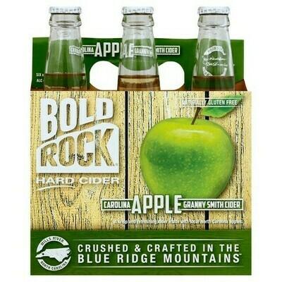 Bold Rock Cider 6-pack