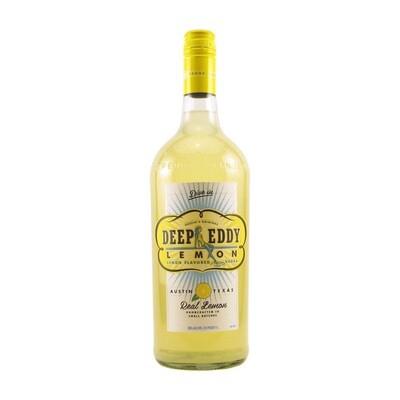 Deep Eddy Lemon Vodka Liter