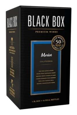 Black Box Merlot 3 Ltr