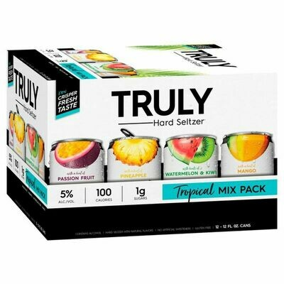 Truly Tropical Mix 12-pack