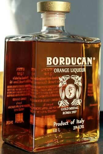 Borducan Orange Liqueur 1.0L (CLOSEOUT)