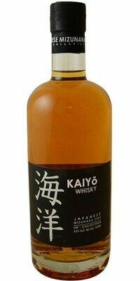 Kaiyo Mizunara Whisky 750ml