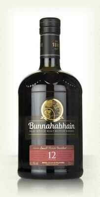Bunnahabhain 12-yr Scotch Malt Whisky - 750ml
