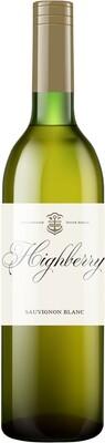 Highberry Sauvignon Blanc 2016