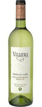 Villiera Down To Earth White Blend 2018