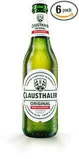 Clausthaler Non Alcoholic 6-pack