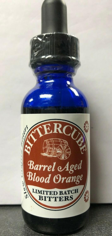 Bittercube Barrel-Aged Blood Orange Bitters (Ltd. Edition) 1oz.
