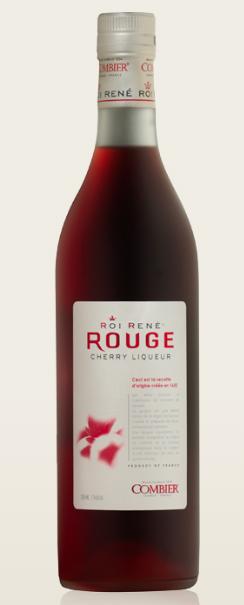 Combier Roi Rene Rouge Cherry Liqueur - 750ml