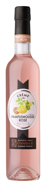 Combier Crème de Pamplemousse Rose Liqueur - 750ml