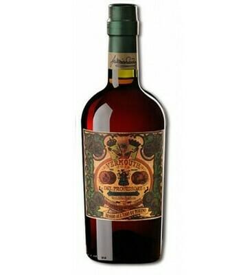 Vermouth Del Professore Rosso - 750ml