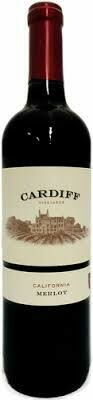 Cardiff Cabernet Sauvignon 2017 (Case of 12) (Normally $83.88)