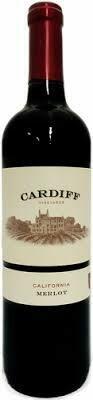 Cardiff Cabernet Sauvignon 2017 (Case of 12) (Normally $83.88)