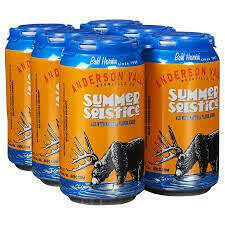 Anderson Valley Summer Solstice 6-pack