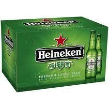 Heineken Case of 24x12 oz btls
