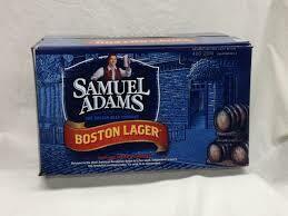 Sam Adams Boston Lager Case of 24x12 oz btls
