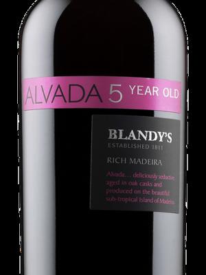 Blandy's Alvada 5yr Madeira 500ml
