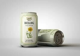 Sans Riesling 12oz can