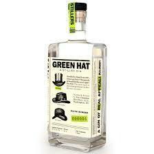 New Columbia Distillers Green Hat Classic Gin - 750ml