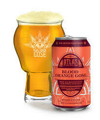 Atlas Blood Orange Gose - Cans  6-pack