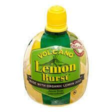 Volcano Burst Lemon Juice - 200ml