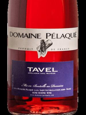 Pelaquie Tavel Rose 2020