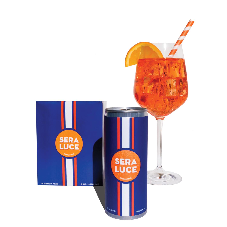 Sera Luce Venetian Spritz 4-pack