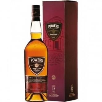 Powers Johns 12 Yr Irish Whiskey - 750ml
