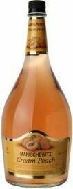 Manischewitz Cream Peach 1.5 Liter