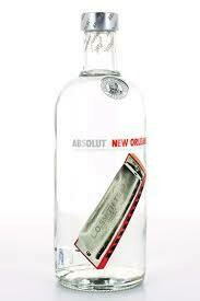 Absolut New Orleans Mango & Black Pepper Flavored Vodka 750ml