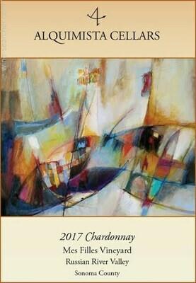 Alquimista Cellars Mes Filles Vineyard Chardonnay 2017