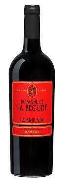 Domaine De La Begude Bandol Rouge La Brulade 2015