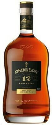Appleton 12-Year Rare Cask Rum - 750ml