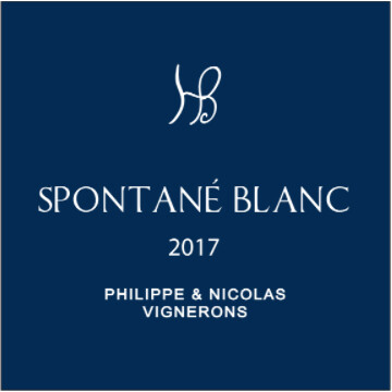 Baigneux (Philippe & Nicolas) Spontane Blanc 2018/19