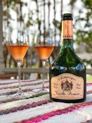 Champagne Vieille France Brut Rosé NV *CLOSEOUT*