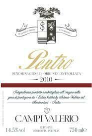 Campi Valerio Pentro 2010 *CLOSEOUT*