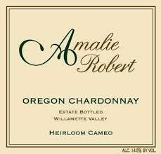 Amalie Robert Chardonnay Willamette Valley Heirloom Cameo 14