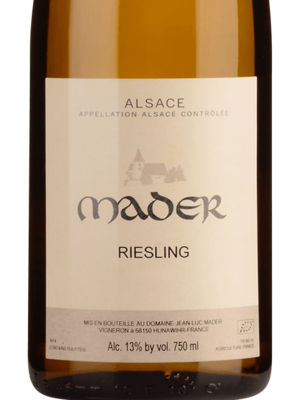 Mader Riesling 2016