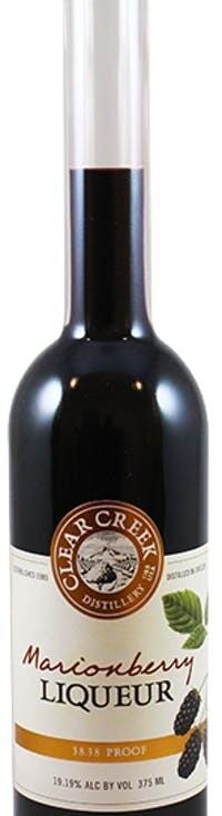 Clear Creek Marionberry Liqueur - 375ml