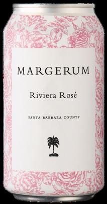Margerum Riviera Rosé 2019 12oz can