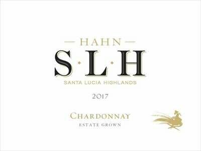 Hahn S.L.H. Chardonnay Santa Lucia Highlands Estate Grown 2018