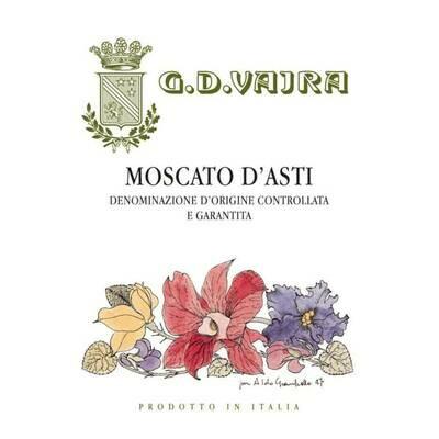 G.D. Vajra Moscato d'Asti 2019/20