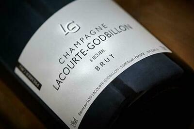 Champagne Lacourte- Godbillon Brut NV