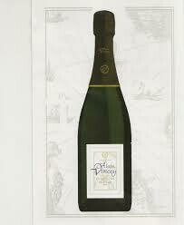 Champagne Alain Vincey Brut NV *CLOSEOUT*